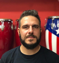 Massimo Pollio - Settore Batterie e Percussioni
